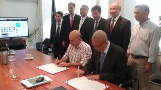 Υπογραφή Συμφώνου Συνεργασίας FedHATTA – Συνδέσμου Huizhou, Κίνας