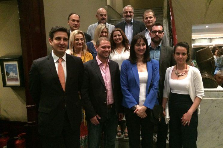 Στο Ελληνο- Αιγυπτιακό Φόρουμ η FEDHATTA και τα τουριστικά γραφεία