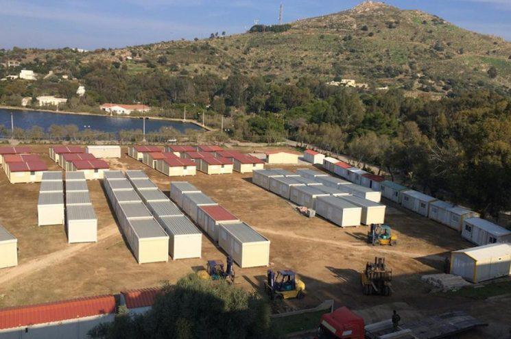 Κέντρα καταγραφής προσφύγων