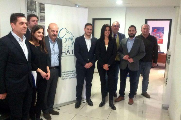 Συνάντηση εργασίας με ΣΥΡΙΖΑ, ΑΝΕΛ και Ένωση Κεντρώων