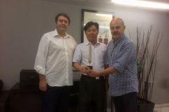 Απευθείας σύνδεση Αθήνα-Πεκίνο – Συνάντηση με την Air China