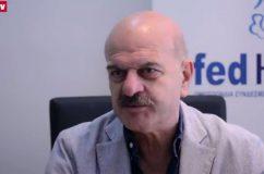 Λύσανδρος Τσιλίδης Πρόεδρος της Ομοσπονδίας fedHATTA στο timetv