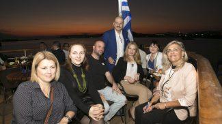 Hosted Buyers από χώρες του εξωτερικού φιλοξενήθηκαν στο πλοίο COSMOS