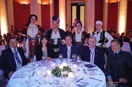 Δεξίωση στο Ζάππειο για τους Aμερικανούς τουριστικούς πράκτορες της ASTA