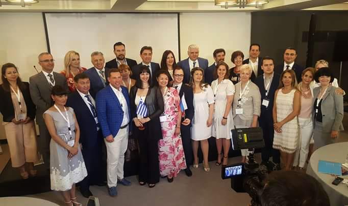 Η FedHATTA υποστηρίζει τη συνεργασία Ελλάδας – Ρωσίας στον τουρισμό