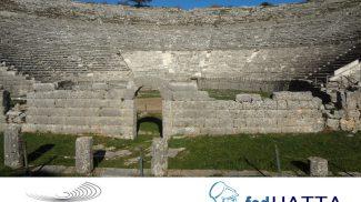 Τα αρχαία Θέατρα της Ηπείρου και το ΔΙΑΖΩΜΑ, στο πρόγραμμα της FedHATTA