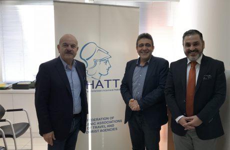 Συνάντηση εργασίας με τον ΣΥΡΙΖΑ για τον τουρισμό