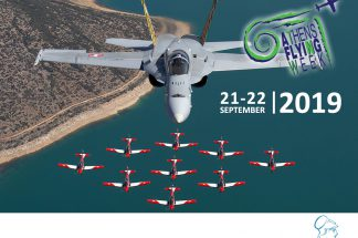 8η ATHENS FLYING WEEK – Tanagra International Airshow 2019