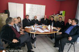 Ευρεία σύσκεψη για τον Λιμένα Κατακόλου