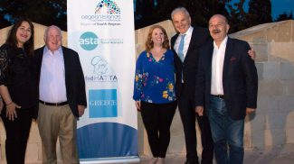 ASTA Members Enthusiastic about Visit to Greece and Planning a Return in November