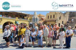 Η Ελλάδα ξανά στο επίκεντρο του ενδιαφέροντος των Αμερικανών τουριστικών πρακτόρων
