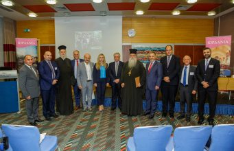 Jordanian Tourism Organization hosts event in Athens with FedHATTA support
