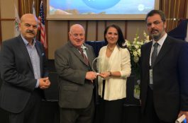 GNTO recognized as Best Partner by ASTA, as US tourism flows to Greece soar
