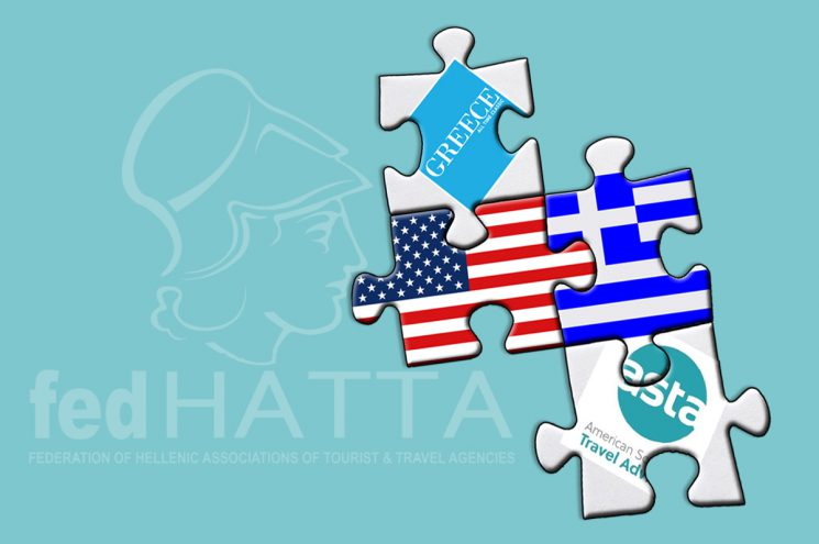 FedHATTA and ASTA: Promoting Destination Greece to the US travel market