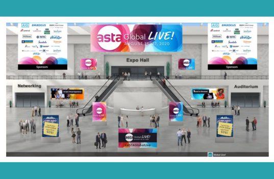 ASTA GLOBAL LIVE 2020 – Πρωτοστάτησαν δυναμικά τα τουριστικά γραφεία