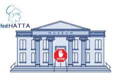 Απαγόρευση ομαδικών ξεναγήσεων στα μουσεία  –  Έντονη διαμαρτυρία!