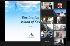 Kos makes a play for Israeli tourists