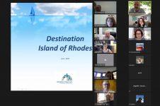 Παρουσίαση της Ρόδου στην τουριστική αγορά του Ισραήλ από την Περιφέρεια Νοτίου Αιγαίου