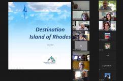 Presenting Rhodes to the Israeli tourist market